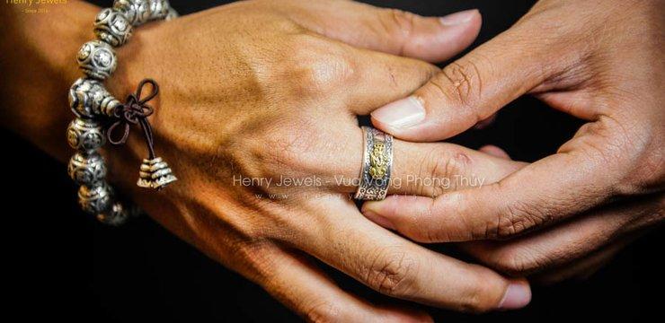 Hướng dẫn cách đeo nhẫn tỳ hưu đúng chuẩn