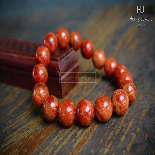 Vòng san hô đỏ Indonesia Super Vip