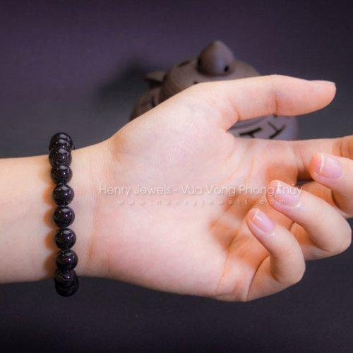 Vòng tay san hô đen cho nữ