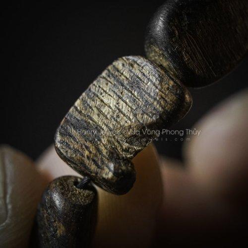Vòng tay Trầm Rin Lào 6,3gram