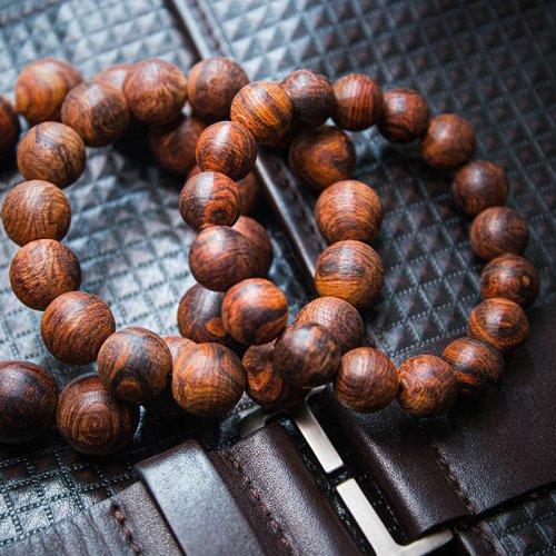 Vòng gỗ Sưa Lào vân hiếm, Super ViP, hàng mộc