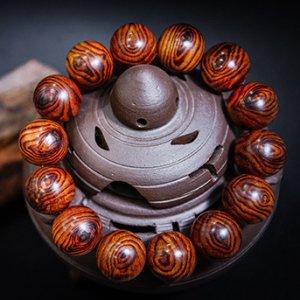 Vòng gỗ sưa Bắc vân Hoa Hồng mắt đơn 16mm